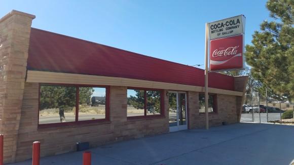 ±27,139 SF Former Coca-Cola Bottling Plant